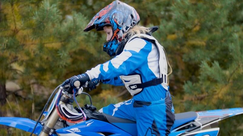 Enduro for Ladies Warching