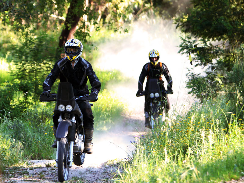 Offroad-Training & Tour in Portugal