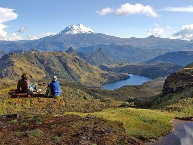 Ecuador - Four worlds in one country