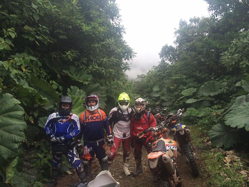 8-Day Enduro Adventure in Costa Rica