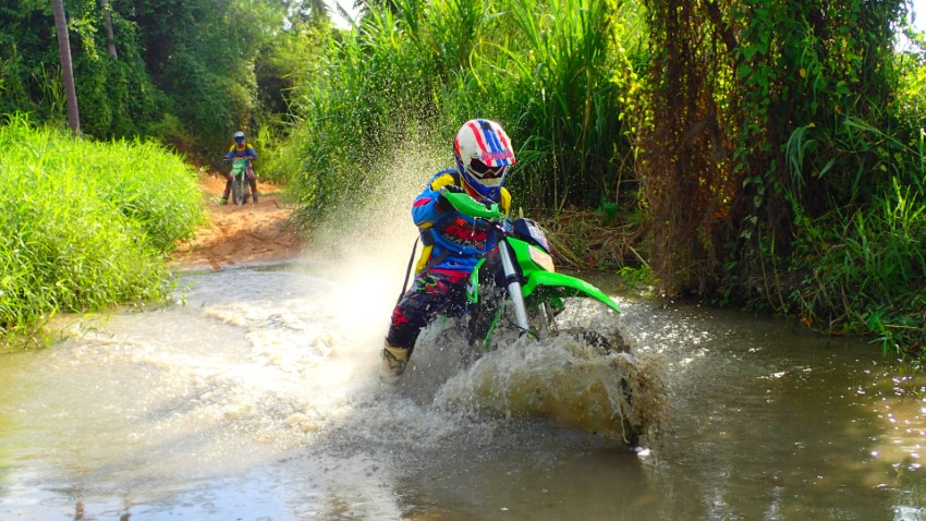 8-Days Enduro Tour in Thailand