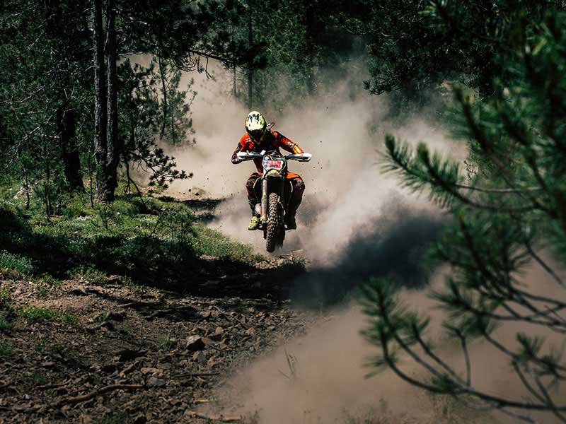 8-Day Enduro Adventure in Serbia