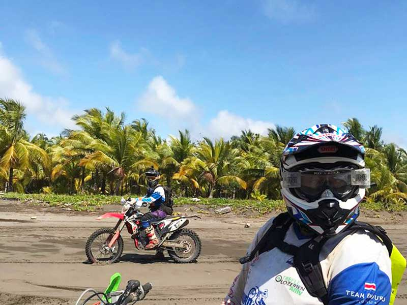 Enduro Adventure in Costa Rica
