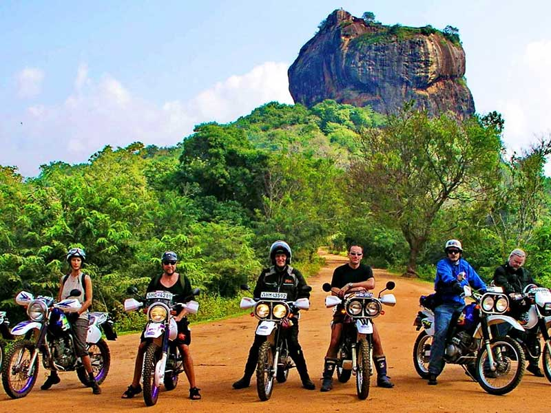 Ride with the Elephants in Sri Lanka