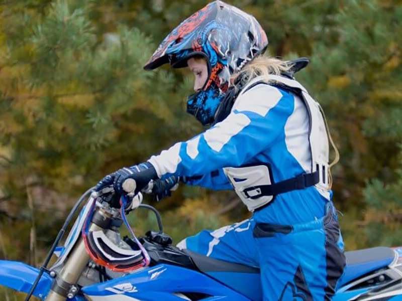 Enduro for Ladies in Warching